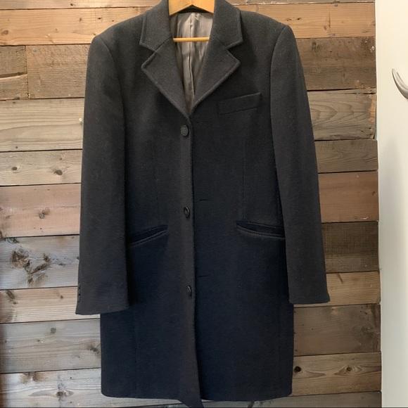 Burton Dress Wool Coat